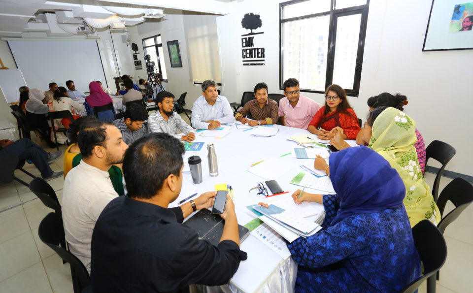 Ocean Literacy consultation workshop in Dhaka
